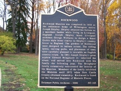 Rockwood Marker image. Click for full size.
