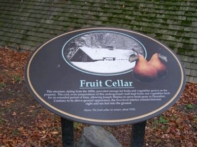 Fruit Cellar Descriptive Marker image. Click for full size.