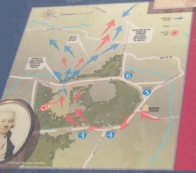 Battlefield map from marker image. Click for full size.