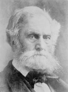 Thomas Green Clemson<br>Founder of Clemson University<br>President of the Farmers Hall Society image. Click for full size.