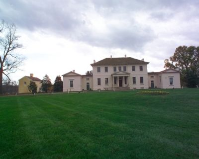 Riversdale Mansion image. Click for full size.