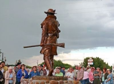 Jim Bridger Marker image. Click for full size.