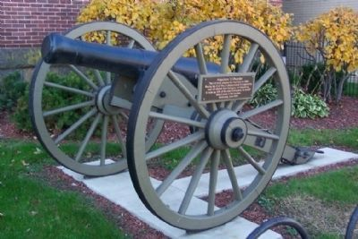 Cannon and Marker image. Click for full size.