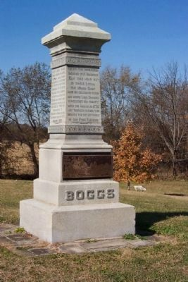 John Boggs Memorial image. Click for full size.