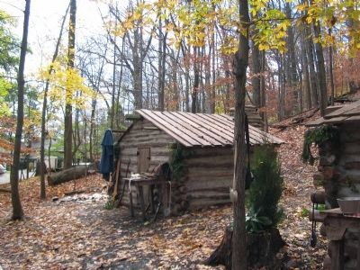 One of the Recreated Cabins image. Click for full size.