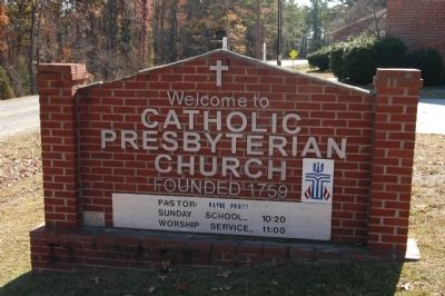 Catholic Presbyterian Church image. Click for full size.