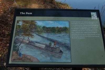 The Dam Marker image. Click for full size.