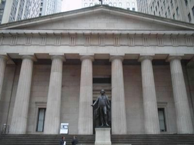 Federal Hall image. Click for full size.