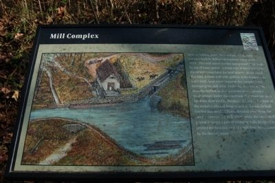 Mill Complex Marker image. Click for full size.