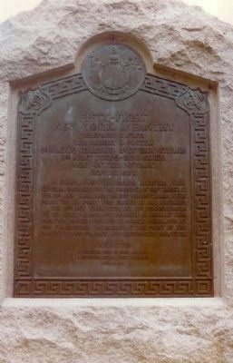 Fifty-First New York Infantry Monument image. Click for full size.