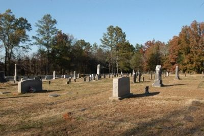 Fishing Creek Church Graveyard image. Click for full size.