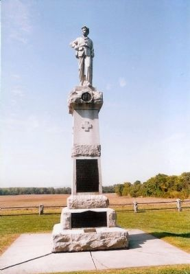14th New Jersey Infantry Regiment Marker image. Click for full size.