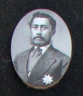 King William Charles Lunalilo (1835–1874) image. Click for full size.