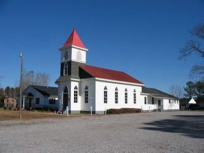 Oak Grove United Methodist Church image. Click for full size.