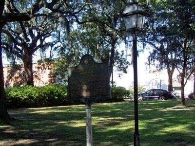 Savannah, Birthplace of Prince Hall Masonry in Georgia Marker image. Click for full size.