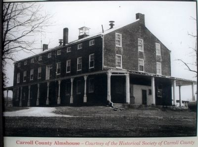 <i>Carroll County Almshouse</i> image. Click for full size.