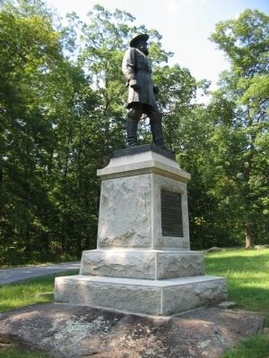 John White Geary Monument image. Click for full size.