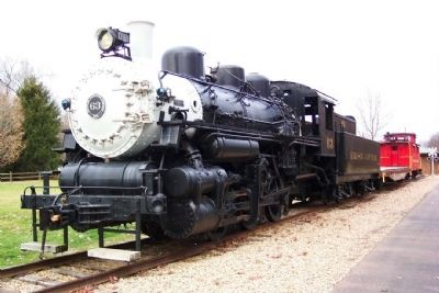 0-6-0 Steam Locomotive image. Click for full size.