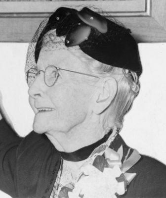 Grandma Moses , 1860 - 1961 image. Click for full size.