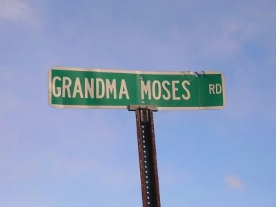 Grandma Moses Road image. Click for full size.