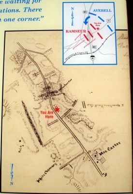 Close-up of Map(s) on Marker image. Click for full size.