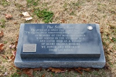 The Silver Rose Marker image. Click for full size.
