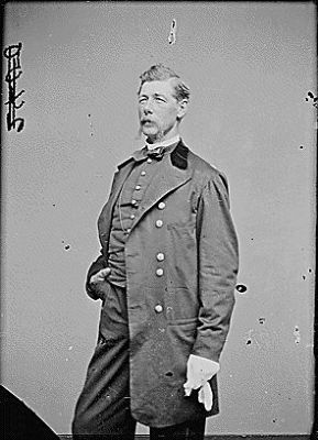 Brigadier General Alexander Shaler image. Click for full size.