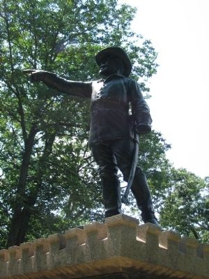 General Greene Statue image. Click for full size.