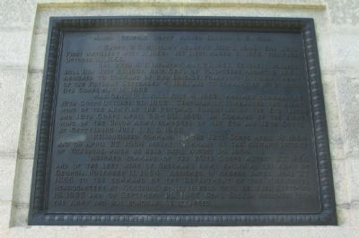 Back Plaque image. Click for full size.