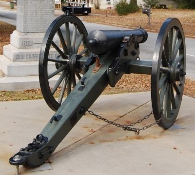Cannon Rear - Detail image. Click for full size.