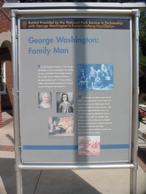 George Washington: Family Man image. Click for full size.
