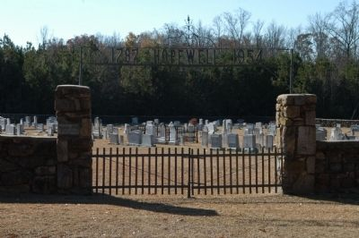 Hopewell APR Church Cemetery image. Click for full size.