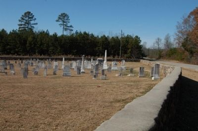 Cemetery Grounds image. Click for full size.