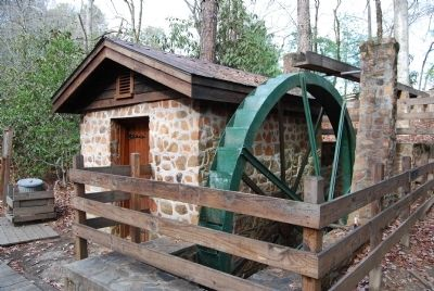 The Oconee Waterwheel image. Click for full size.
