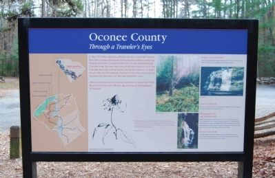 Oconee County Marker image. Click for full size.