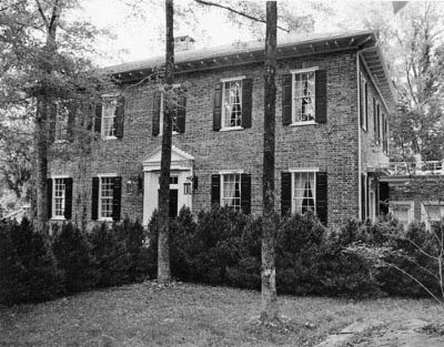 Kincaid-Anderson House image. Click for full size.