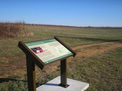 Battle of Monmouth Marker image. Click for full size.