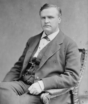 Stephen Benton Elkins (1841–1911) image. Click for full size.
