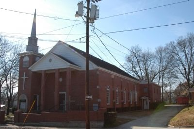 St. Paul Baptist Church image. Click for full size.