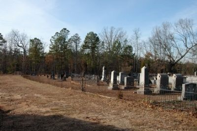Mount Olivet Church Cemetery image. Click for full size.
