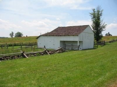 The Barn of the Leister Farm image. Click for full size.