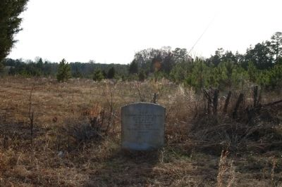Graveyard Of The Richmond Covenanter Church Reformed Presbyterian Marker image. Click for full size.