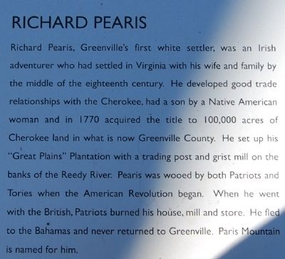 Hunting Grounds to Mill Town Marker -<br>Richard Pearis image. Click for full size.