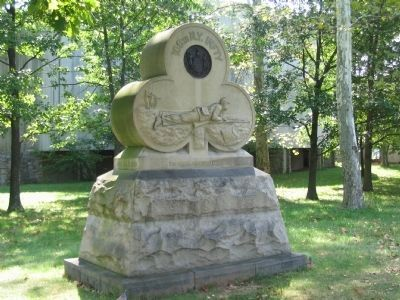 108th New York Infantry Monument image. Click for full size.