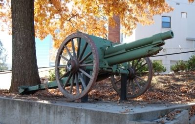 70 mm Field Gun / 3 inch M1903 image. Click for full size.