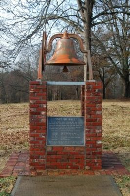 Get Up Bell image. Click for full size.