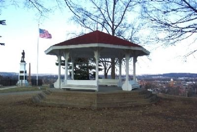 Ross County Civil War Memorial image. Click for full size.