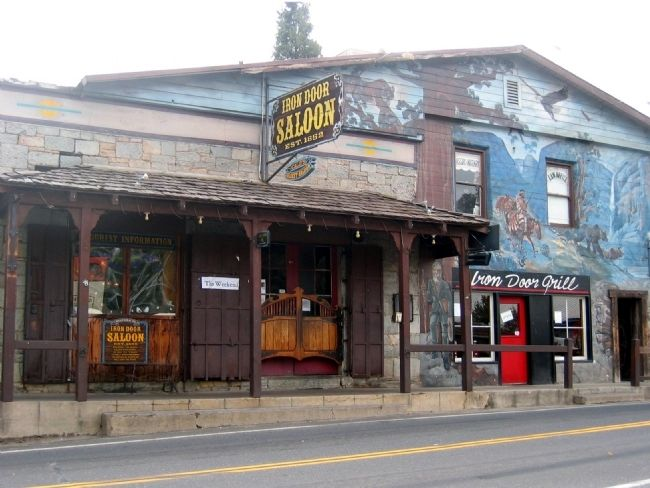 Iron Door Saloon - Groveland image. Click for full size.