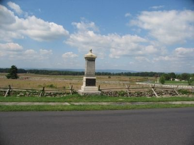 12th Regiment New Jersey Volunteers Monument image. Click for full size.