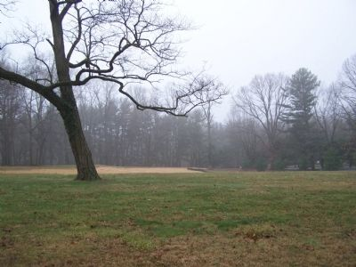 Site of Camp DuPont image. Click for full size.